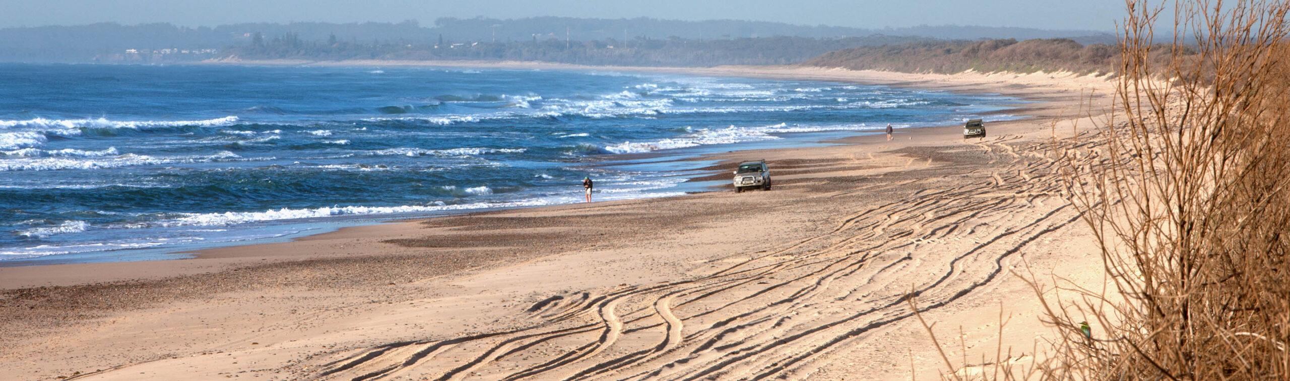 Melaleuca Seaside Retreat - 4WD Seaside Escapades